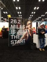 "I saw this at the ING NYC Marathon Expo and thought, ""I've been grossly misinformed."""